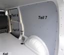 T5 T6 Laderaumverkleidung Seite hinten rechts Teil 7