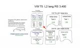 T5 T6 Laderaumverkleidung Tür hinten rechts unten Teil 4