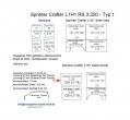 Sprinter/Crafter Laderaumverkleidung Schiebetür Fensterfeld Teil 9