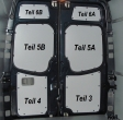 Sprinter/Crafter Laderaumverkleidung Tür hinten links unten Teil 3