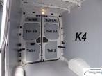 Crafter neu Laderaumverkleidung Tür hinten links oben Teil 6A