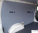 T4 L1 Seitenverkleidung Seite links vorne T1