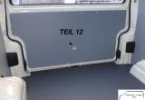 T4 L1 Seitenverkleidung Heckklappe unten T12