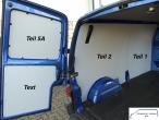 T4 L2 - Seitenverkleidung Seite links hinten T2