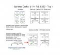 Sprinter/Crafter Laderaumverkleidung Schiebetür unten Teil 8