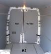 **Sprinter/Crafter Laderaumverkleidung Tür hinten links vollflächig Teil 15A
