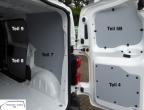 Expert L3 Jumpy XL ProAce L2 Laderaumverkleidung Tür hinten rechts Fensterfeld Teil 5B
