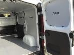 Vivaro Trafic NV300 Laderaumverkleidung Schiebetür Fensterfeld Teil 9