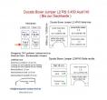 Ducato Boxer Jumper Laderaumverkleidung Tür hinten rechts unten Teil 4