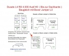 Ducato Boxer Jumper Laderaumverkleidung Schiebetür oben Teil 10