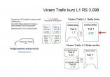 Vivaro Trafic Primastar Laderaumverkleidung Seite links vorne Teil 1