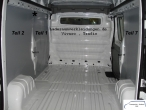 Vivaro Trafic Primastar Laderaumverkleidung Seite links Mitte Teil 11