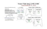 Vivaro Trafic Primastar Laderaumverkleidung Heckklappe Fensterfeld Teil 12B