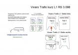 Vivaro Trafic Primastar Laderaumverkleidung Seite links hinten Teil 2