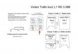 Vivaro Trafic Primastar Laderaumverkleidung Hecktür rechts unten Teil 4
