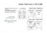 Vivaro Trafic Primastar Laderaumverkleidung Seite rechts Mitte Teil 17