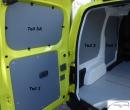 NV 200 Laderaumverkleidung Tür hinten links Fensterfeld Teil 5A